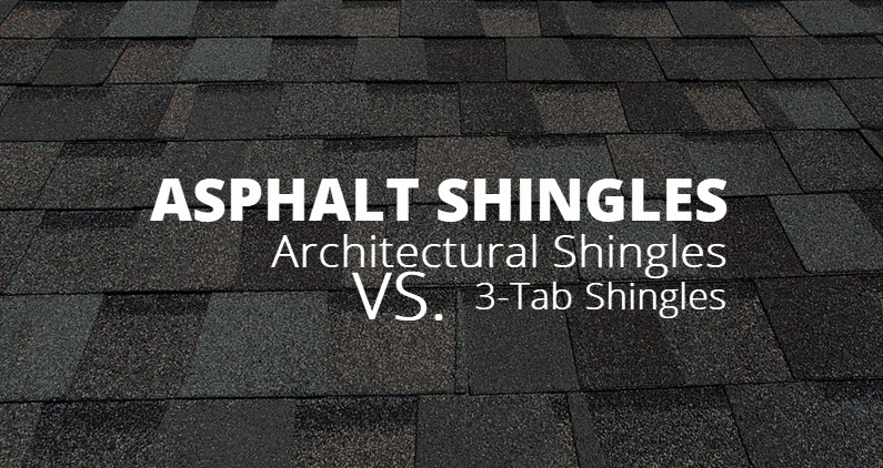 Asphalt Shingles Comparison