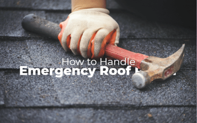 How to Handle Emergency Roof Repair