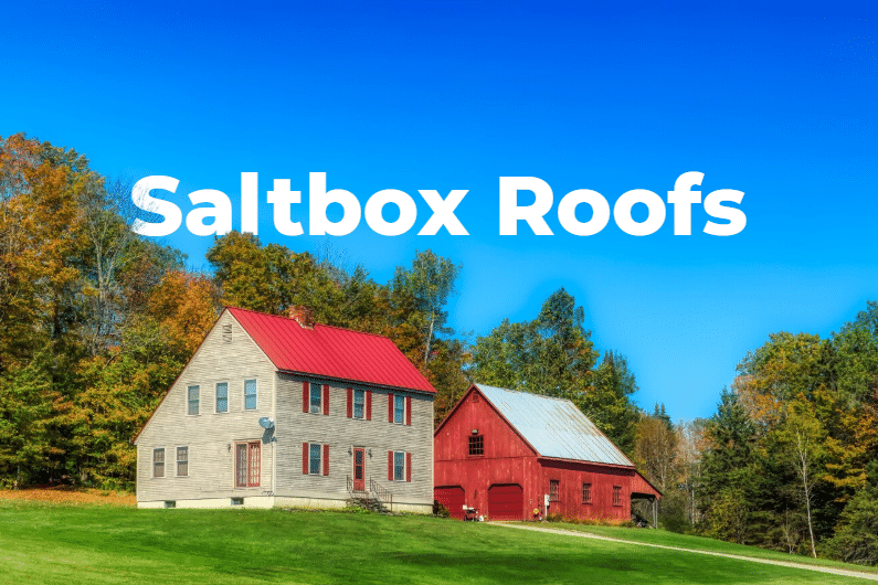 Saltbox Roof Guide